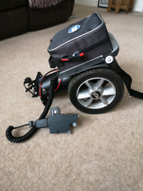 The wheelchair power pack