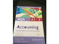 AQA Accounting Revision Guide A2 3