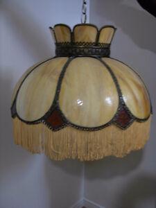 LAMPE STYLE TIFFANY