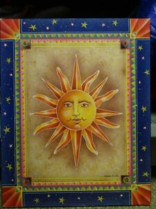 SUN AND STARS PICTURE