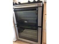 Zanussi double electric oven