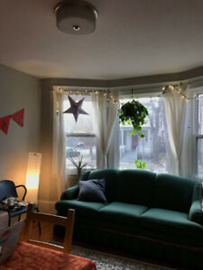 1 Room Summer Sublet available! May 1st - Aug 31st!
