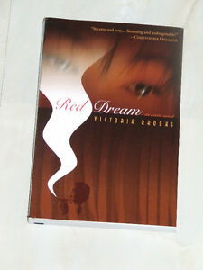 Red Dream, an exotic novel, by Victoria Brooks