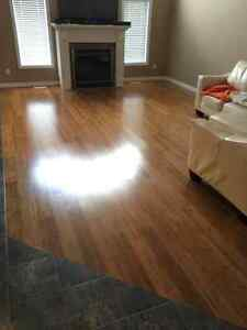 JS Installations - Hardwood, Laminate, and Vinyl Floor Installer London Ontario image 1