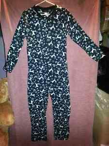 Various ADULT Onezie Pajamas  $5.00 Each..