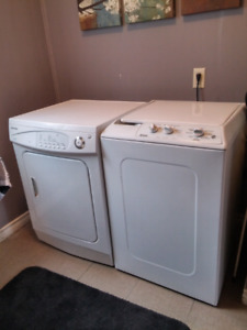 App size washer and dryer