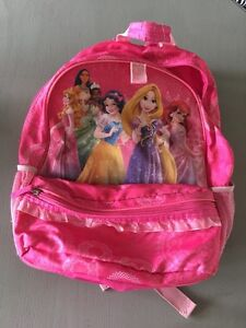 Disney Store Backpack & Matching lunch bag