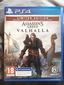 Assassin's Creed Valhalla (PS4>PS5 upgradable)