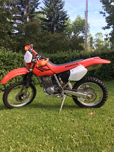 2002 XR250 Excellant Condition