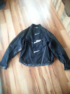 veste de moto ''thor'' large