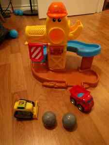Fisher Price construction site