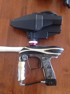 Ion and Apache loader paintball marker