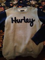 Hurley Men's sweatshirt medium