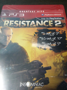 Resistance 2 - Greatest Hits