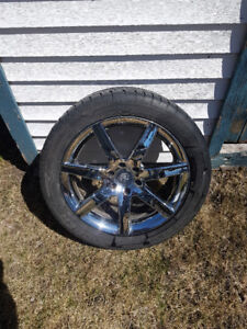 2005 Cadillac CTS-V Mag Wheels, rare find