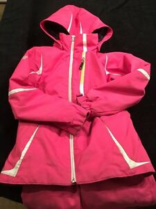 High End Descente Snow Suit for girl West Island Greater Montréal image 1