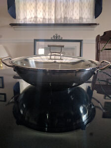 Stainless Steel Wok (Newmarket)