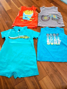 2T boys shirts - $10 for all 4