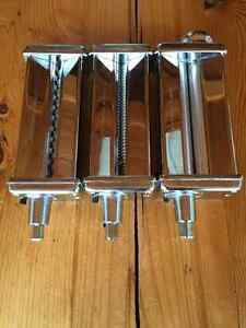 Pasta Roller and Cutter Set for KitchenAid Stand mixer