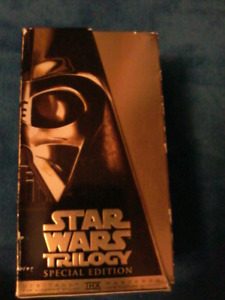 STAR WARS TRILOGY SPECIAL EDITION $10