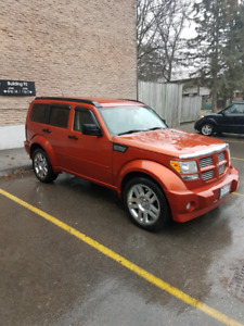2008 Dodge Nitro RT 4.0 $6200 or trade