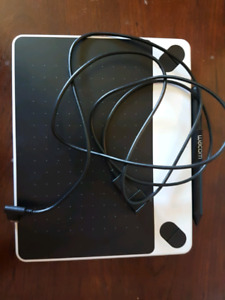 Intuos draw tablet