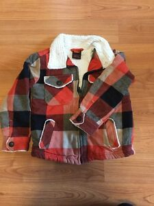 Jacket for 5 years with warm fleece inside only $5!!!!