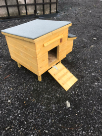 Great value wooden hen arks chicken coops