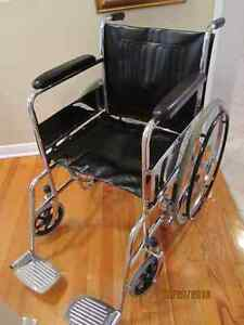 Wheelchair/transport chair, chaise roulante ou de transport,Bios