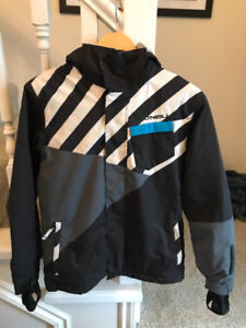 O'Neill boys ski jacket size medium