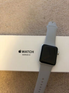 APPLE WATCH Series 3 38mm - Cellular