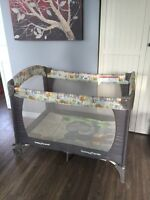 Parc bebe / baby play bed