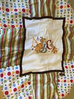 Dr Seuss ABC Crib/toddler bedding with mobile