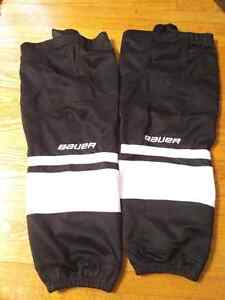 Bauer youth XL hockey socks and helmet  London Ontario image 3