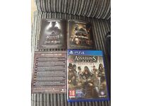 Assassins Creed Syndicate PS4!