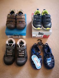 Boys Shoes Size 9F