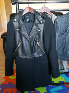 Woman's  name brand Jackets. Size  S -L