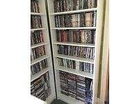 DVDs used