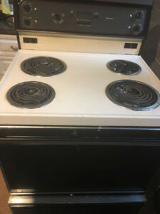 Electric Cooking Range for Sale!
