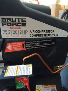 2 Air Compressors for less then the price of 1 Kitchener / Waterloo Kitchener Area image 3