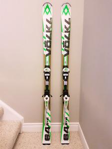 Volkl RTM 84 Mens Skis 176cm