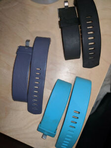 Fitbit Charge 2 Accessories - bands and charger