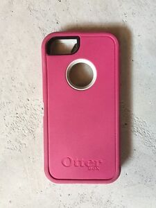 Pink Otter Box for Apple IPhone 5/5S