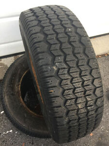 Uniroyal Snow & Ice Winter Tires - 205/65/R15 Kingston Kingston Area image 1