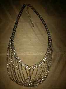2- silver style Necklaces Windsor Region Ontario image 2