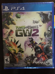 PS4 garden warfare 2