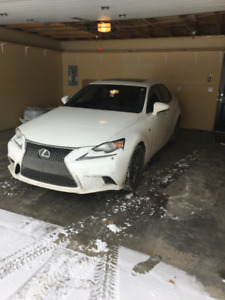 2015 Lexus IS 350 fsport Sedan