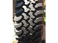 Insa turbo tyre 235/70/16 brand new + some runners 6mm not pictured please ask same size
