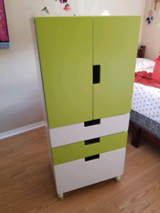 Ikea kids Stuva storage unit