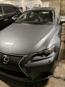 2015 Lexus IS350 F Sports Series Executive Package
